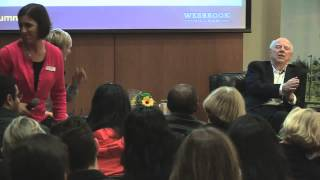 Wesbrook Talks: Building on your Passions – Michael Audain