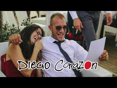 Diego Corazon - caricaturista disegnatore vignettista video preview