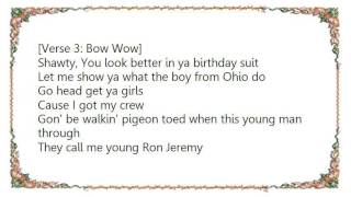Bow Wow - Take off Your Clothes Lyrics