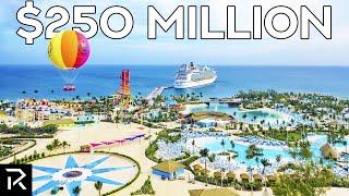 Royal Caribbean's $250 Million Dollar Private Island