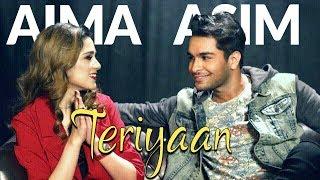 Teriyaan - Asim Azhar & Aima Baig (Official Music Video
