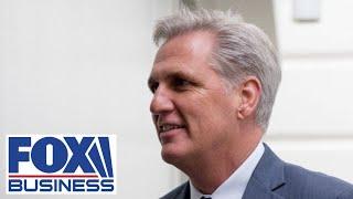 Rep. McCarthy blasts Pelosi, Dems over impeachment