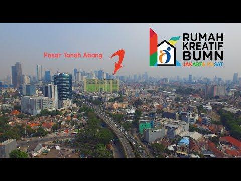 Profil Rumah Kreatif BUMN BRI Jakarta Pusat