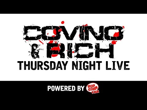 Covino and Rich's Thursday Night Live - February 18th, 2016