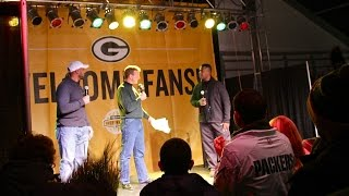 Packers Playoff Pep Rally - 1/7/17
