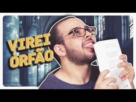 VITÓRIA (ou tristeza?) AO TERMINAR UM LIVRO GRANDE | Geek Freak
