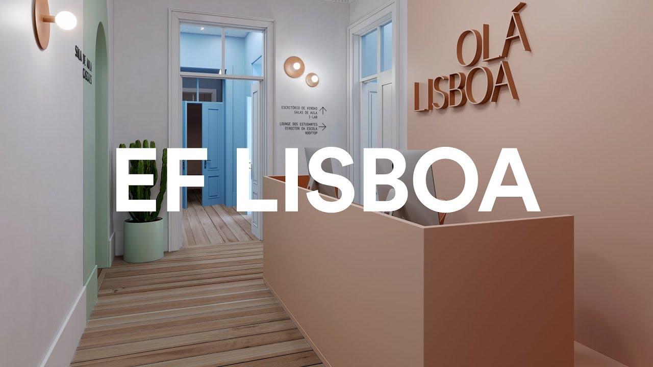 EF Lisbon – New Campus
