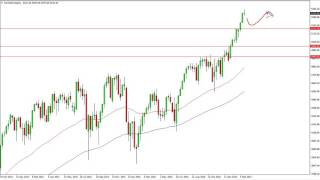 NASDAQ100 Index - NASDAQ 100 and Dow Jones 30 Index forecast for the week of February 27 2017, Technical Analysis
