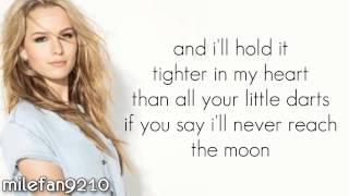 Bridgit Mendler - Postcard LYRICS (Hello my name is... ALBUM)