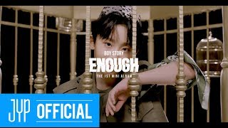 "BOY STORY ""Enough"" Teaser 4 – ZEYU"