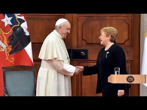 Thế Giới Nhìn Từ Vatican 17/1/2018: Diễn từ của ĐTC trước tổng thống, chính quyền dân sự Chí Lợi
