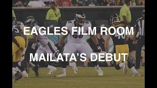 EAGLES FILM ROOM | JORDAN MAILATA