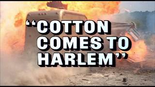 Cotton Comes to Harlem (1970) Video
