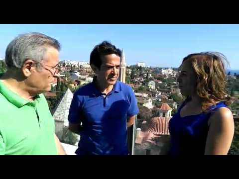 Ali Çandır'dan zeytinlik açıklaması