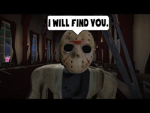 IT'S FRIDAY THE 13TH IN ROBLOX