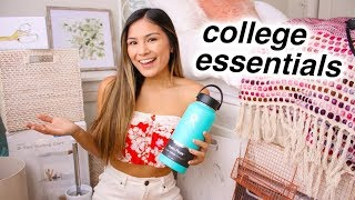 college shopping haul *ALL THE COLLEGE ESSENTIALS*