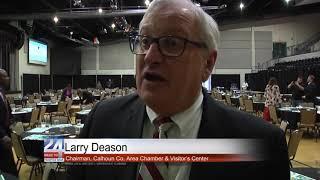 Calhoun County Area Chamber Hosts 41st Annual Meeting