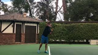 Kick Serve Lesson | The Swing Path
