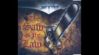 Sodom - The Saw Is the Law (1991) [Full EP]