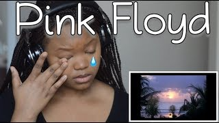 Pink Floyd- Wish You Were Here REACTION (THEY MADE ME CRY AGAIN 😢)