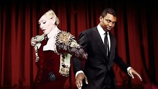 Gambar cover Madonna Vs Haddaway - Living For (What Is) Love  (Robin Skouteris Mashup Mix)