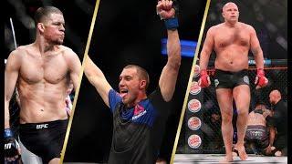 Боец недоволен UFC, рейтинги боя Федора на Bellator 198, Нейт Диаз возвращается?!