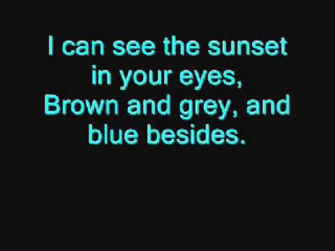 Baby i love your way Bob marley lyrics  by magsver