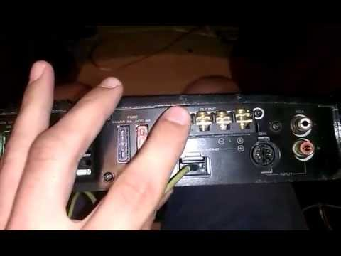 Connecting Pioneer GM 4000