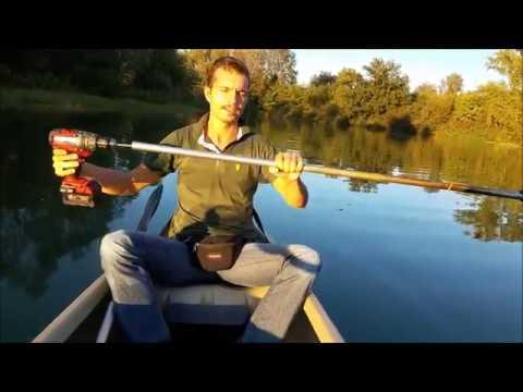 Le attrezzature vietate per pesca dilettante