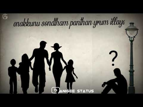Boomila Vazhum Varai Unkoda Than Vazha Poran|album Song|#shadow Drama  Whatsapp Status#