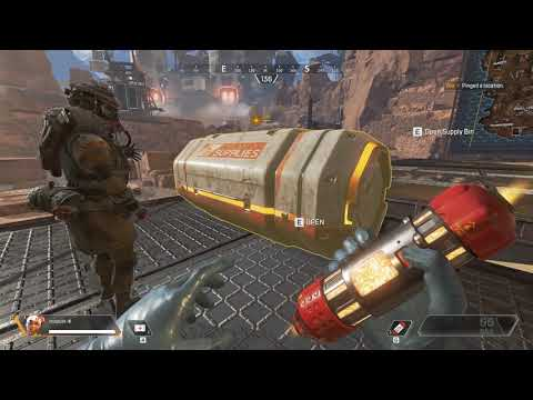 Apex Legends - Ep1 Fist 10 mins Gameplay - Training