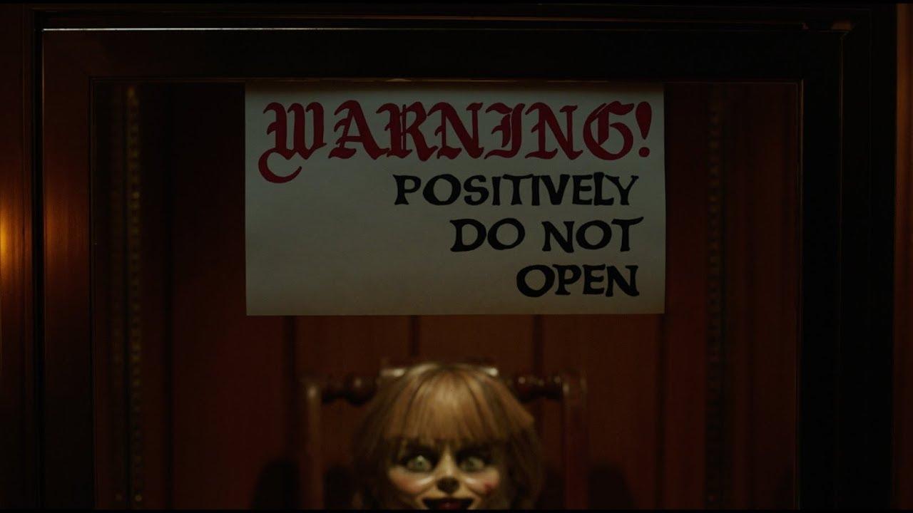 Trailer för Annabelle Comes Home