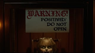 ANNABELLE COMES HOME   Official Trailer