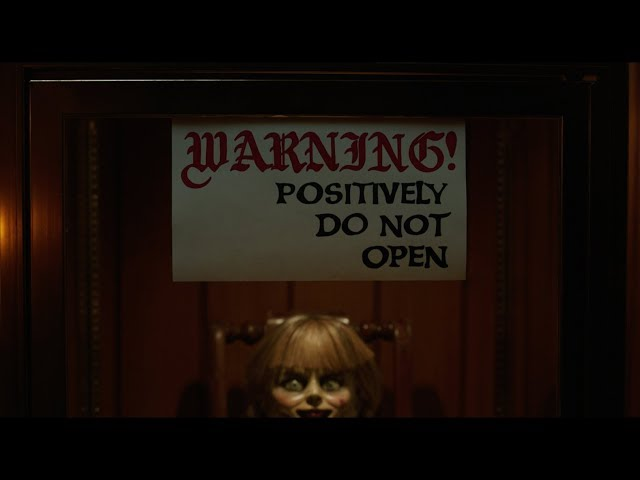 ANNABELLE COMES HOME (Starts Wednesday) Trailer