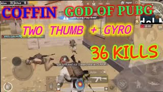 best gyroscope settings for pubg mobile coffin - मुफ्त