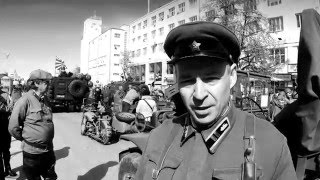 Парад Победы Екатеринбург 2016