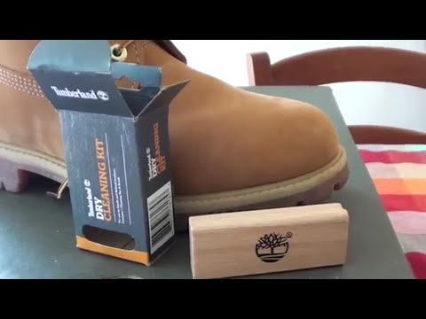 comment nettoyer timberland