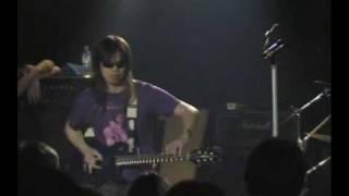 2009/1/11[VANHEYSAN]LIVEケンタロウvs田川ヒロアキギターバトル