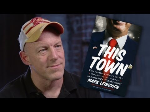 """""""This Town"""" Author Mark Leibovich on Shaming D.C.'s Elite"""