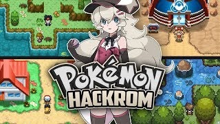 TOP 7 Hack Roms Pokemon GBA | 2019