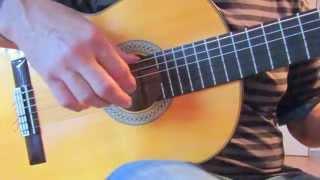 """Video Akustická  kytara  - Jiří """"Jura Ricardo"""" Blecha  -   Alegrias -"""
