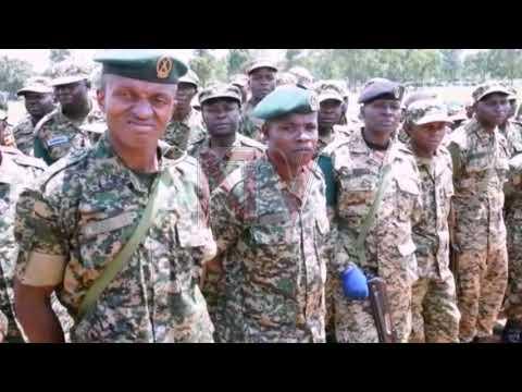 OKUKUMA SOMALIA : Abajaasi abalala bagenze
