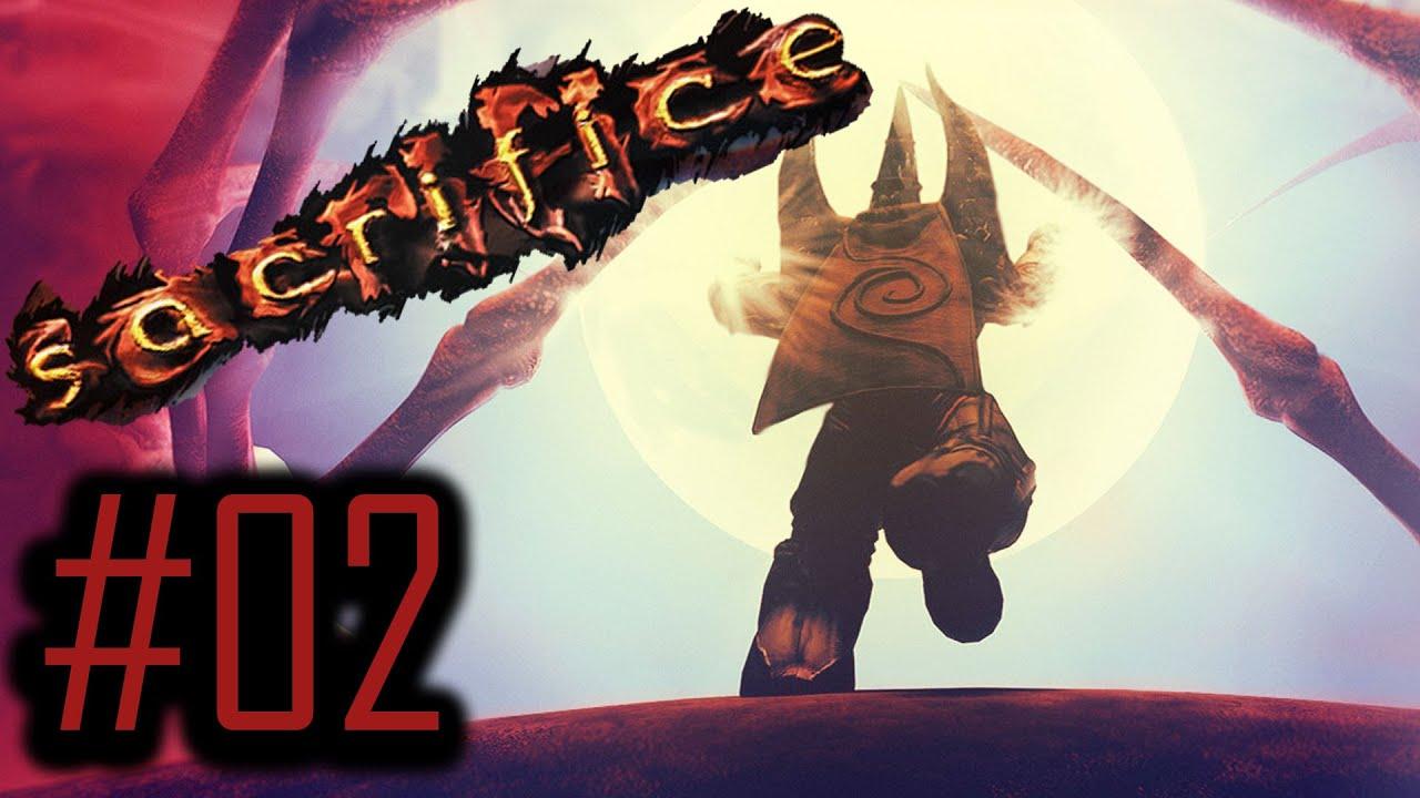 Sacrifice – Part 2: Halb Deutsch