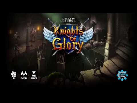 Knights of Glory - TLDR Game Series Review