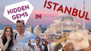 Travel vlog: Top Hidden Gems In Istanbul
