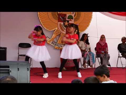 , title : 'Dance Meraih Bintang. (Official theme song asian games 2018)'