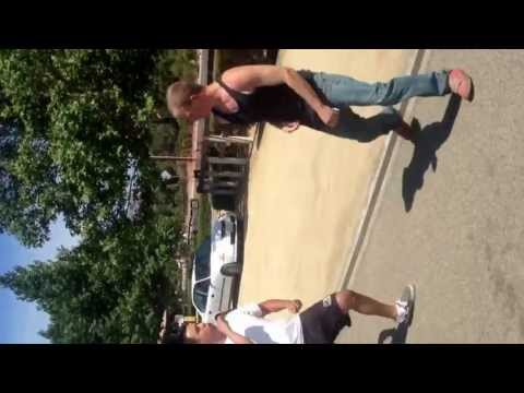 Fight at the park