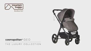 cosmopolitan™ GEO buggy instructional video  |  Mountain Buggy®