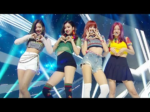 《Special Stage》 BLACKPINK (블랙핑크) - AS IF IT'S YOUR LAST (Remix Ver.) (마지막처럼) @인기가요 Inkigayo 20170723 - SBS Inkigayo