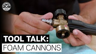 How To Take Care Of Your Foam Cannon: Prevent Clogging & Buildup!